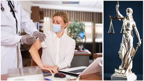 Employer Vaccination Mandates for Covid-19_myLawCLE